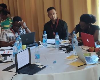Here's what's happening at the seventh African School on Internet Governance in N'Djamena, Chad