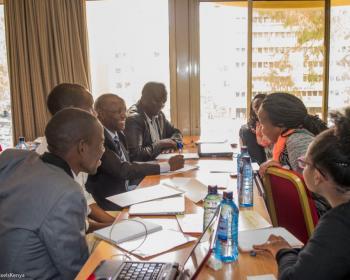APC members in 2016: First Kenya School of Internet Governance