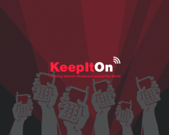 Joint letter on keeping the internet open and secure in Hong Kong