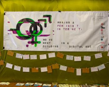 Making a feminist internet: Movement building in a digital age in Africa