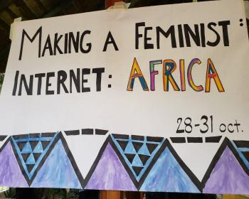 Making a Feminist Internet in Africa: The importance of including the most marginalised among us
