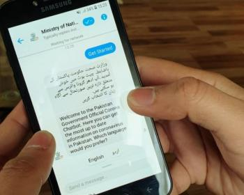 Digital Rights Monitor: How governments are using tech for coronavirus awareness, in Pakistan and beyond