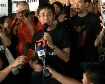 Joint statement of solidarity with Maria Ressa and Rappler; call for all charges to be dropped