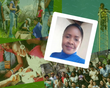 Memory Jere from CYD Malawi: Motivating girls and getting them to push further