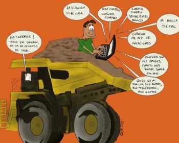 """Código Sur sobre minería de datos, o """"cuando lo gratuito no lo es"""""""