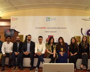 Muavin, a community-based solution for fighting online harassment in Pakistan