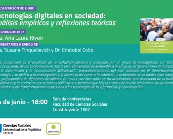 Profundizando el conocimiento de la integración de las TIC en las sociedades contemporáneas