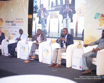 FIFAfrica18: How can we play a part in promoting internet freedom?