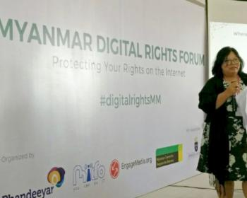 APC members in 2016: Supporting the digital rights movement in Myanmar
