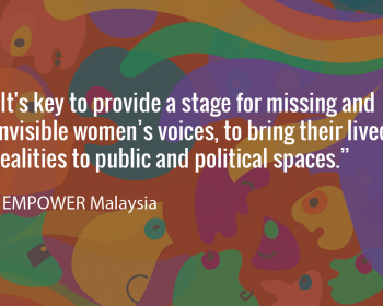 Seeding change: EMPOWER Malaysia on staging a women's film festival and tackling gender discrimination