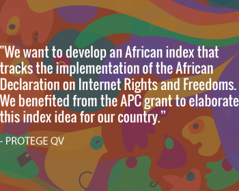 Seeding change: Cameroon's PROTEGE QV on amplifying digital rights advocacy efforts across the African continent
