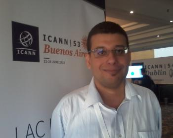 """We need to avoid a situation where the DNS is used to police content"": A conversation with ICANN's Rafik Dammak"