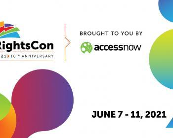 APC at RightsCon 2021