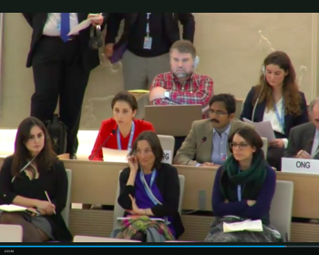Oral statement delivered under Item 3: Clustered Interactive Dialogue with the Special Rapporteur on the Right to Privacy and the Special Rapporteur on the Sale of Children