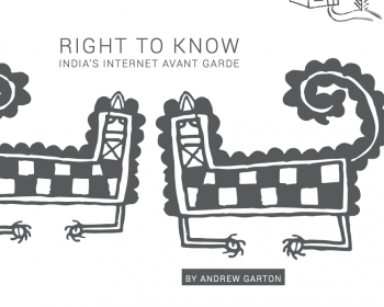 Right to Know: India's internet avant garde