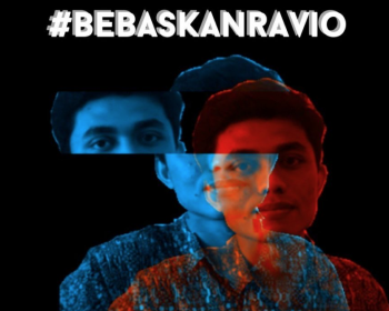 #BebaskanRavio: Free Ravio Patra and reveal the WhatsApp hackers