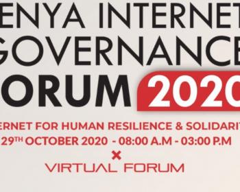 Highlights from Kenya IGF Week 2020