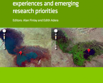 Application of ICTs for climate change adaptation in the water sector: Developing country experiences and emerging research priorities