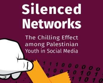 Silenced Net: The Chilling Effect among Palestinian Youth in Social Media