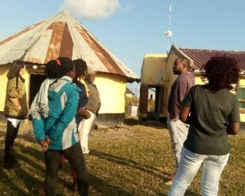 """""""BOSCO Uganda and Zenzeleni share a lot in common"""": Community network travel exchange fosters mutual learning"""