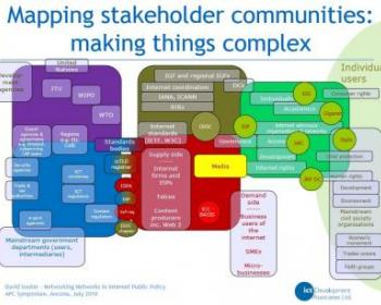 Inside the Information Society: Who are the stakeholders?