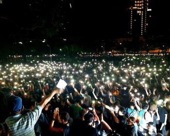 Thai student protesters in the time of COVID-19: New generation, new forms of resistance online