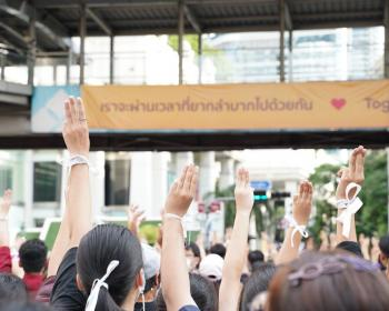 Silencing the media won't stop the Thailand protests
