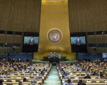 UN General Assembly adopts record number of resolutions on internet governance and policy: Mixed outcomes for human rights online