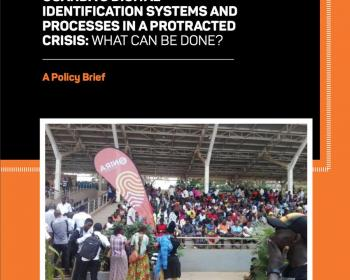 Uganda's digital identification systems and processes in a protracted crisis: What can be done?