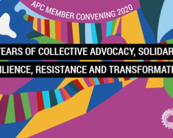 Assemblée de membres d'APC 2020: Plus proches que jamais