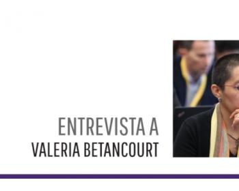 Entrevista a Valeria Betancourt, activista de los derechos humanos en internet
