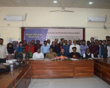 Defending freedom of expression and ensuring the safety and security of journalists in Bangladesh