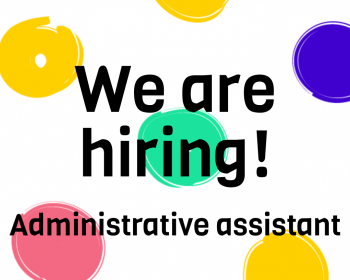 Job call: Administrative assistant – Connecting the unconnected