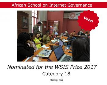 WSIS Prizes 2017: Vote for these projects!