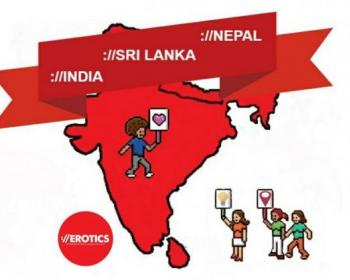 Construyendo la red EROTICS en India, Nepal y Sri Lanka
