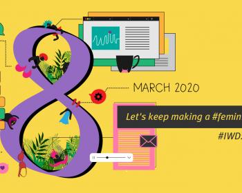 On International Women's Day, let's keep making a feminist internet