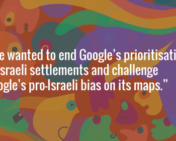 Seeding change: 7amleh on mapping the digital occupation of Palestine