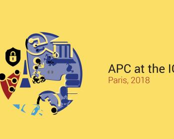 APC at the IGF 2018: Schedule of events