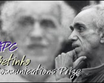 Premio Betinho de comunicaciones de APC
