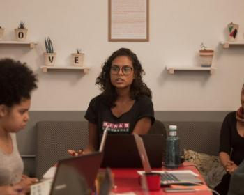 """Bárbara Paes on Black feminist cyberactivists in Brazil and the neoliberalism of """"women in tech"""""""