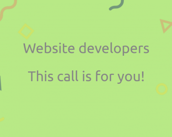 Job call: APC is looking for a website developer