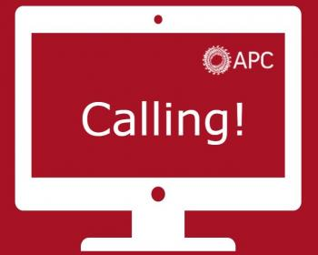 Job opportunity at APC: Administration and Research Assistant for Local Access Networks Project