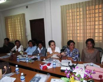 Holding governments accountable for gender-based violence in Cambodia