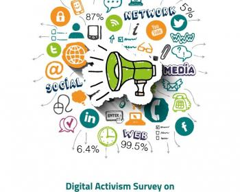 Digital Activism Survey on  Palestinian Civil Society Organizations