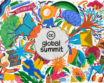 Creative Commons Global Summit: Creativity and innovation open to everyone, everywhere
