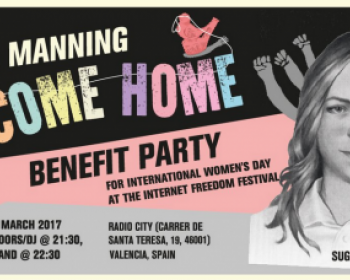 Chelsea Manning and other political prisoners: Report from Internet Freedom Festival