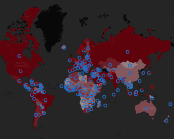Datos, mapas y colonialismo en épocas de pandemia