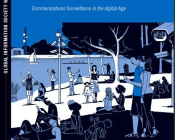 L'Observatoire mondial de la société de l'information (OMSI) 2014 : La surveillance des communications à l'ère numérique