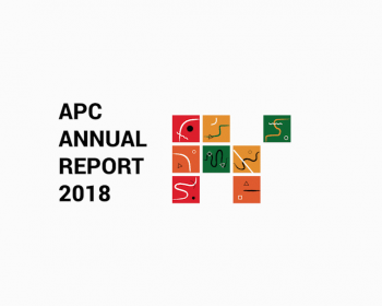 A look into one year of APC's impact: About roots, flowers and moving tiles