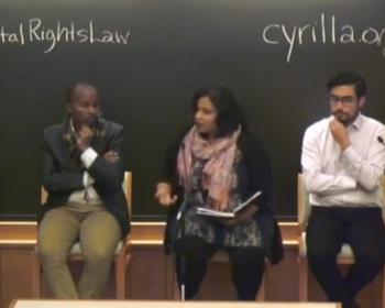 Cyberlaw and human rights: Intersections in the global South